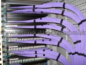 Computer cabling installation from ACCL London